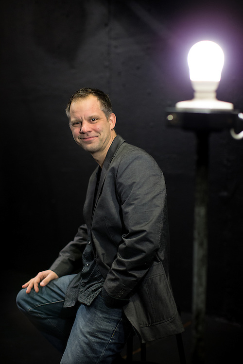 GABE GREEN/Press<br /> <br /> Artistic director of Lake City Playhouse George Green.