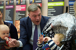 Shadow Chancellor Ed Balls visits Swindon.College, Swindon, United Kingdom. Thursday, 28th November 2013. Picture by i-Images