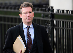 © Licensed to London News Pictures. 07/12/2016. London, UK. JEREMY WRIGHT QC MP, Attorney General  for England and Wales, arrives at the Supreme Court in Westminster, London for day three of a hearing to appeal against a November 3 High Court ruling that Article 50 cannot be triggered without a vote in Parliament. Photo credit: Ben Cawthra/LNP