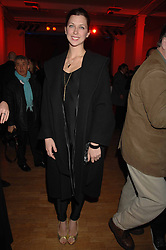 Actress MARGO STILLEY at the Art Plus Drama party Held at the Whitechapel Art Gallery, London E1 on 8th March 2007. <br /><br />NON EXCLUSIVE - WORLD RIGHTS