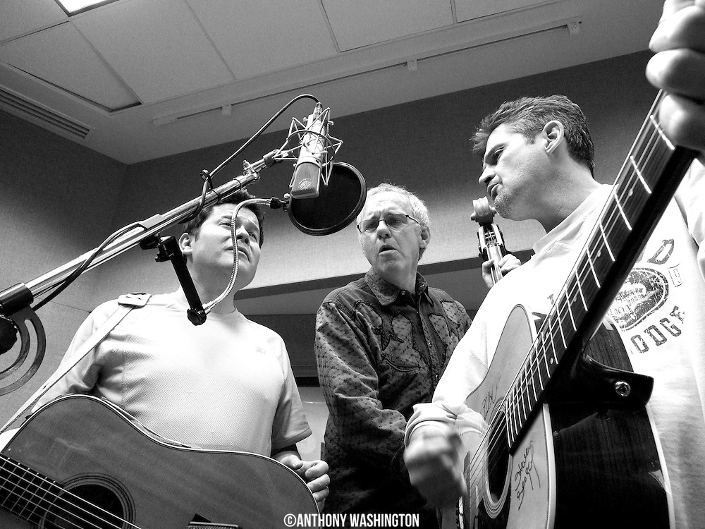 The Grascals perform during a recording of The Katey Daley Show on WAMU's Bluegrass Country on Thursday, January 20, 2011.