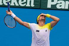 Auckland - Tennis - Heineken Open - Day 6