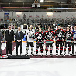 OJHL Awards 2016
