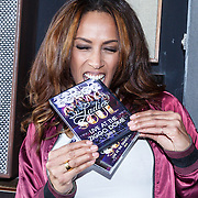 NLD/Amsterdam/20150409 - Presentatie DVD Ladies of Soul 2015, Glennis Grace