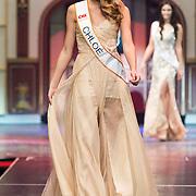 NLD/Hilversum/20131208 - Miss Nederland finale 2013, Chloe Laarmans