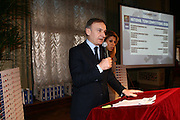 National Team Competitions Draw<br /> Nella foto: giovanni petrucci<br /> Foto Ciamillo