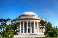 Jefferson Memorial, Washington, DC USA