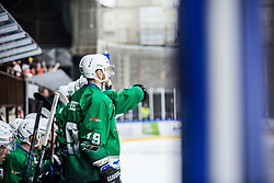 KOREN Gal during the match between HDD Jesenice vs HK SZ Olimpia at 16th International Summer Hockey League Bled 2019 on 24th August 2019. Photo by Peter Podobnik / Sportida