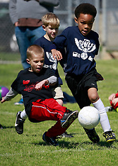 U8 Soccer Season. 5 Games