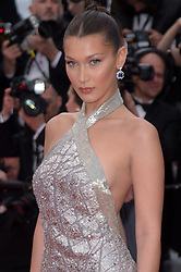 "71st Cannes Film Festival 2018, Red Carpet film ""Blackkklansman"". Pictured: Bella Hadid"