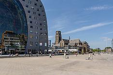 Markthal Rotterdam Centrum, Zuid Holland, Netherlands