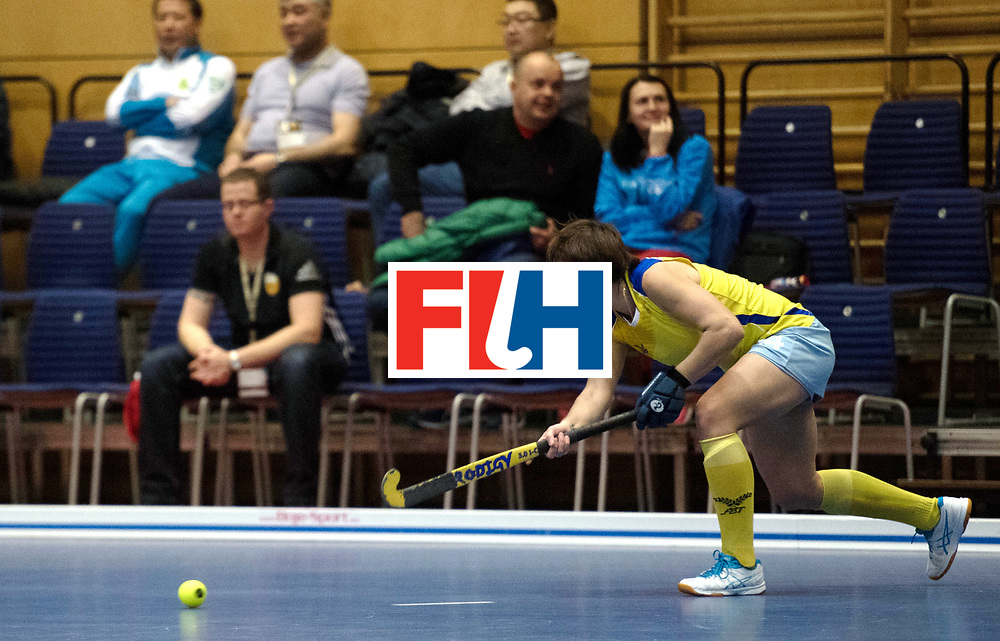 BERLIN - Indoor Hockey World Cup<br /> Poland - Kazachstan<br /> foto:<br /> WORLDSPORTPICS COPYRIGHT FRANK UIJLENBROEK