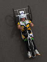 Declan Slevin in action during the Prudential RideLondon Elite Handcycle Grand Prix. Prudential RideLondon 28/07/2017<br /> <br /> Photo: Bob Martin/Silverhub for Prudential RideLondon<br /> <br /> Prudential RideLondon is the world&rsquo;s greatest festival of cycling, involving 100,000+ cyclists &ndash; from Olympic champions to a free family fun ride - riding in events over closed roads in London and Surrey over the weekend of 28th to 30th July 2017. <br /> <br /> See www.PrudentialRideLondon.co.uk for more.<br /> <br /> For further information: media@londonmarathonevents.co.uk