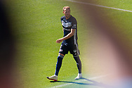 MELBOURNE, VIC - JANUARY 20: Melbourne Victory forward Ola Toivonen (11) watches on during the Hyundai A-League Round 14 soccer match between Melbourne Victory and Wellington Phoenix at AAMI Park in VIC, Australia on 20th January 2019. Image by (Speed Media/Icon Sportswire)