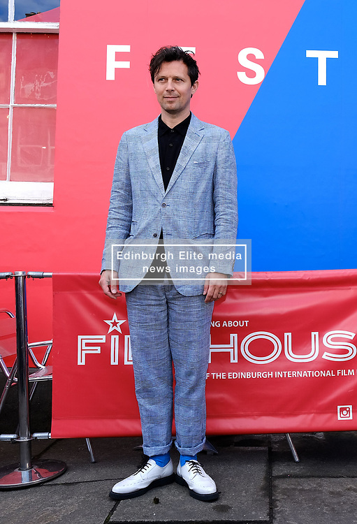Edinburgh International Film Festival 2019<br /> <br /> Hurt By Paradise (World Premiere)<br /> <br /> Stars and guests arrive on the red carpet for the world premiere<br /> <br /> Pictured: Robert Montgomery<br /> <br /> Aimee Todd   Edinburgh Elite media