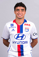 Rafael Da Silva during the photocall of Lyon for new season of Ligue 1 on September 22nd 2016 in Lyon<br /> Photo : OL / Icon Sport