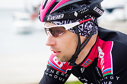 Matej Mugerli of Synergy Baku Cycling Project during Istrian Spring Trophy on March 10, 2016 in Umag, Croatia. (Photo by Ziga Zupan / Sportida)