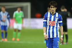 Football: Germany, 1. Bundesliga, Berlin, 16.02.2014<br />