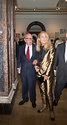 RUPERT MURDOCH; JERRY HALL, Royal Academy of Arts Summer Party. Burlington House, Piccadilly. London. 7June 2017