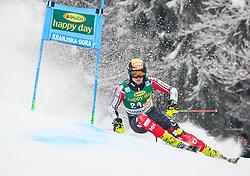 Erik Read of Canada competes during 1st run of Men's GiantSlalom race of FIS Alpine Ski World Cup 57th Vitranc Cup 2018, on March 3, 2018 in Kranjska Gora, Slovenia. Photo by Ziga Zupan / Sportida