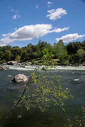 American River, Coloma, California, US