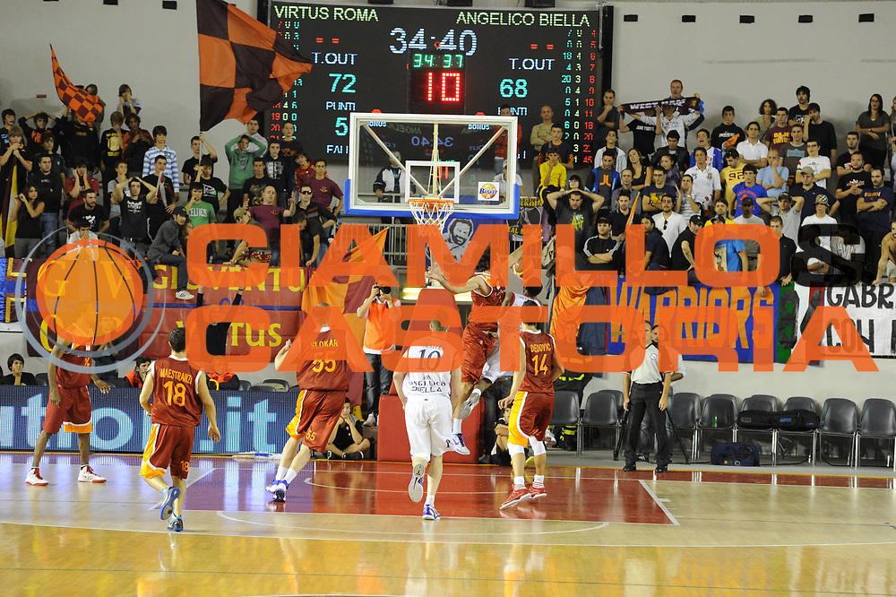 DESCRIZIONE : Roma Lega A 2011-12 Virtus Roma Angelico Biella<br /> GIOCATORE : palazzetto<br /> CATEGORIA : palazzo palazzetto<br /> SQUADRA : Virtus Roma<br /> EVENTO : Campionato Lega A 2011-2012<br /> GARA : Virtus Roma Angelico Biella<br /> DATA : 16/10/2011<br /> SPORT : Pallacanestro<br /> AUTORE : Agenzia Ciamillo-Castoria/GiulioCiamillo<br /> Galleria : Lega Basket A 2011-2012<br /> Fotonotizia : Roma Lega A 2011-12 Virtus Roma Angelico Biella<br /> Predefinita :