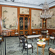 NLD/Den Haag/20190703 - Bezichtiging kamers paleis Huis ten Bosch, De Japanse Zaal