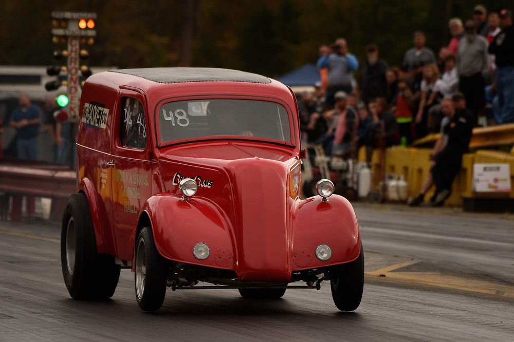 Southeast Gassers at Shadyside Dragway<br /> Shadyside Dragway, Shelby, North Carolina USA<br /> Saturday 4 November 2017<br /> <br /> World Copyright: Scott R LePage