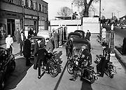 Petrol Strike at Dublin Garages.15/11/1959