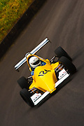 Car number 124 at Shelsley Hill climb 6/6/10
