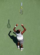 US Open 2010, USTA Billie Jean National Tennis.Center, NewYork,ITF Grand Slam Tennis Tournament . Gael Monfils (FRA)