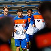 NLD/Katwijk/20100809 - Training van het Nederlands elftal, Erik Pieters