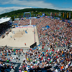 20100731: AUT, A1 Beach Volleyball Grand Slam