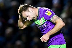 Andreas Weimann of Bristol City cuts a dejected figure - Mandatory by-line: Robbie Stephenson/JMP - 24/11/2018 - FOOTBALL - Elland Road - Leeds, England - Leeds United v Bristol City - Sky Bet Championship