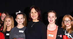 Arlene Phillips CBE, The multi Olivier Award winning director and choreographer launches a major search to discover 10 young stars for the UK premiere of the musical A Little princess auditioning a thousand + children. Auditions were held with Keston and Keston Children's Casting at The Royal Festival Hall, Belvedere Road, Southbank, London on Sunday 25 March 2018