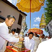 Procession Phrabang
