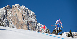 19.01.2013, Olympia delle Tofane, Cortina d Ampezzo, ITA, FIS Weltcup Ski Alpin, Abfahrt, Damen, im Bild Tessa Worley (FRA) // Tessa Worley of France in action during the ladies Downhill of the FIS Ski Alpine World Cup at the Olympia delle Tofane course, Cortina d Ampezzo, Italy on 2013/01/19. EXPA Pictures © 2013, PhotoCredit: EXPA/ Johann Groder