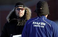 Skøyter<br /> NM sprint Valle Hovin<br /> 04.01.09<br /> Lasse Sætre<br /> Foto - Kasper Wikestad
