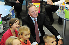 Pukekura Bay- Prime Minister back to school on money
