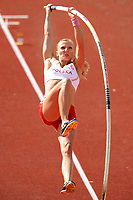 ATHLETICS - TEAM EUROPEAN CHAMPIONSHIPS 2011 - STOCKHOLM (SWE) - 18-19/06/2011 - PHOTO : STEPHANE KEMPINAIRE / DPPI - <br /> POLE VAULT - WOMEN - WINNER - ANNA ROGOWSKA (POL)