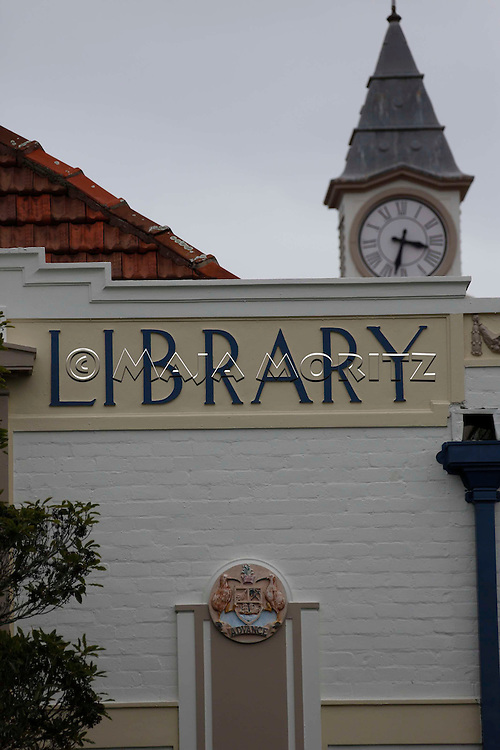 The Lonely Miaow Book Fair in the Public Library of Grey Lynn, Auckland, New Zealand, is serving a good cause