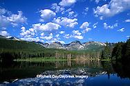 63045-01215 Sprague Lake  Rocky Mountain National Park  CO