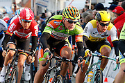 BELGIUM / NOKERE / CYCLING / WIELRENNEN / CYCLISME / 71TH NOKERE KOERSE / DEINZE TO NOKERE / NOKERE BERG / DANILITH CLASSIC ME 1.HC / DRUYTS GERRY (CRELAN-VASTGOEDSERVICE)