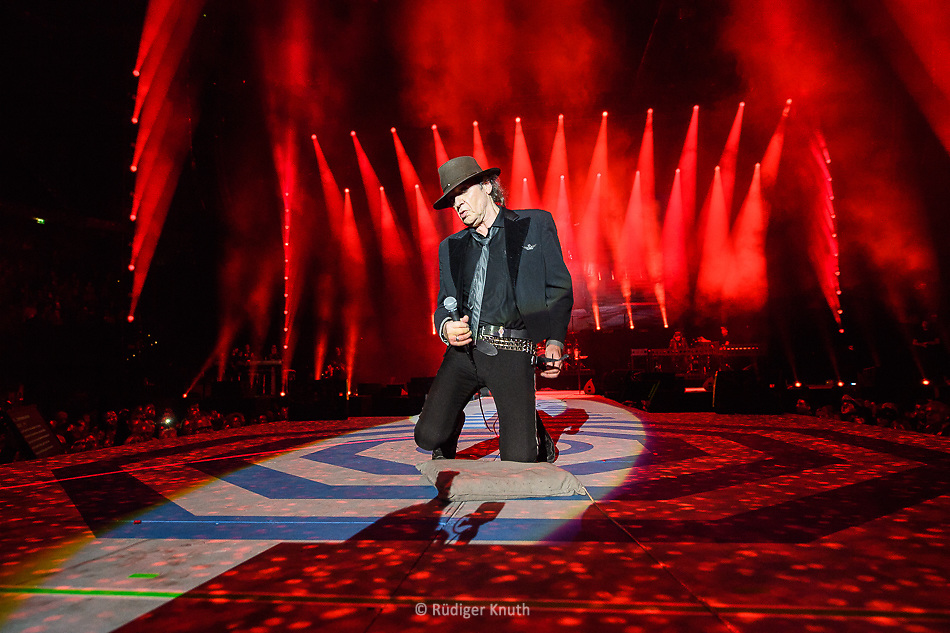 Premiere Tour 2017 von Udo Lindenberg in der Sparkassen Arena in Kiel am 03.May 2017. Foto: Rüdiger Knuth