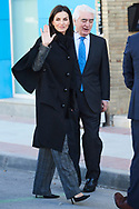 attends a working Meeting of the Board of Trustees of the UNICEF Foundation at UNICEF Headquarters on February 19, 2020 in Madrid, Spain
