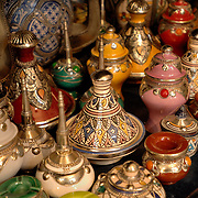 Traditional ceramics, pottery, craftsmanship and color are staples in Moroccan culture.  So many things are made from hand.  The variety is endless.