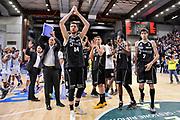DESCRIZIONE : Campionato 2014/15 Dinamo Banco di Sardegna Sassari - Dolomiti Energia Aquila Trento Playoff Quarti di Finale Gara3<br /> GIOCATORE : Dolomiti Energia Aquila Trento Team<br /> CATEGORIA : Ritratto Delusione Postgame<br /> SQUADRA : Dolomiti Energia Aquila Trento<br /> EVENTO : LegaBasket Serie A Beko 2014/2015 Playoff Quarti di Finale Gara3<br /> GARA : Dinamo Banco di Sardegna Sassari - Dolomiti Energia Aquila Trento Gara3<br /> DATA : 22/05/2015<br /> SPORT : Pallacanestro <br /> AUTORE : Agenzia Ciamillo-Castoria/L.Canu