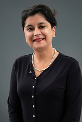 Edinburgh, Scotland, UK; 18 August, 2018. Pictured; Shami Chakrabarti The Labour Peer and former director of Liberty.