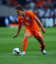 Stijn Schaars of Holland during the International Friendly between Netherlands and England at the Amsterdam Arena on August 12, 2009 in Amsterdam, Netherlands.