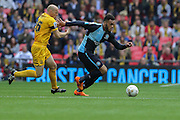 Aaron Holloway during the Sky Bet League 2 Play Off final between Southend United and Wycombe Wanderers at Wembley Stadium, London, England on 23 May 2015. Photo by Simon Davies.